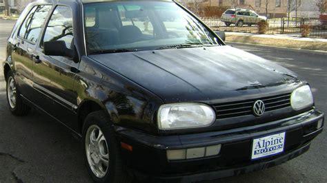 1997 Vw Gulf by 1997 Vw Golf 014629 At Alpine Motors
