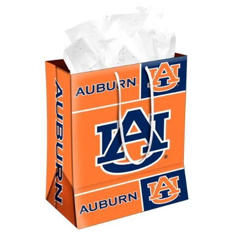 gifts for auburn fans tigers gift bag auburn tigers gift bag tigers gift bags