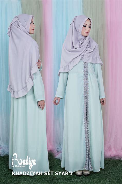 Koleksi Baju Gamis Modern Koleksi Pusat Baju Muslim Gamis Syari Modern Terbaru