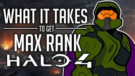 Do Your Thumbs What It Takes by What It Takes To Get Max Rank In Halo 4
