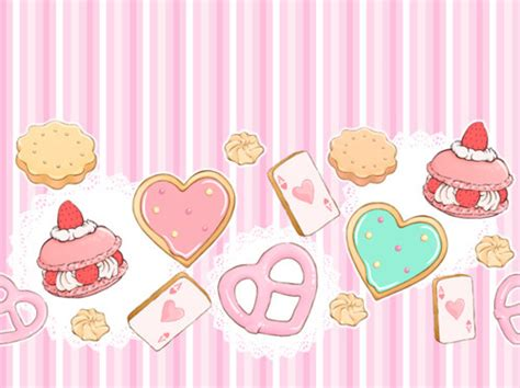 kawaii background kawaii background on