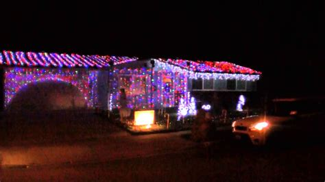 2013 simi house train s quot shake up christmas quot light show