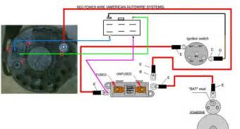 4 wire gm alternator plug wiring diagram get free image
