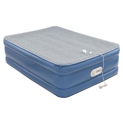 aerobed quilted foam topper air mattress import it all
