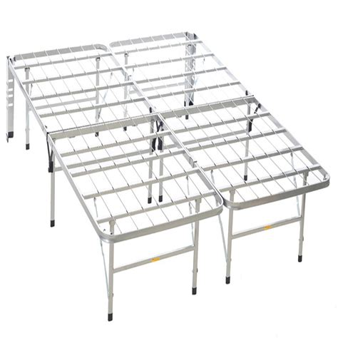 hollywood bed frames hollywood bed frame california king size mattress support system bb1460ck the home depot