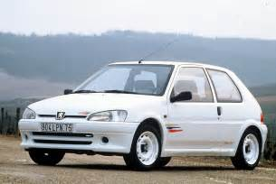 Peugeot Rallye 106 Light Is Right A Look At The Peugeot 106 Rallye Ran