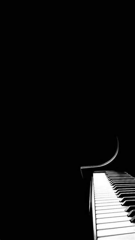 piano black background wallpaper