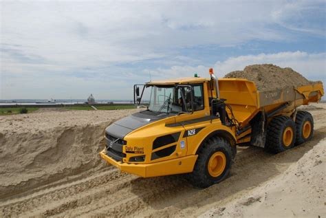 volvo af  daly plant hire