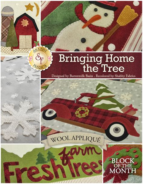 Bringing Home by Bringing Home The Tree Bom In Wool