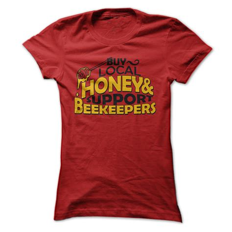 Buy A Rnd T Shirt To Support Comic Relief by New Buy Local Honey And Support Beekeepers Unique