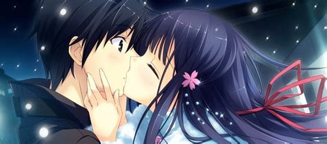 imagenes cool de anime pin besos anime picture on pinterest