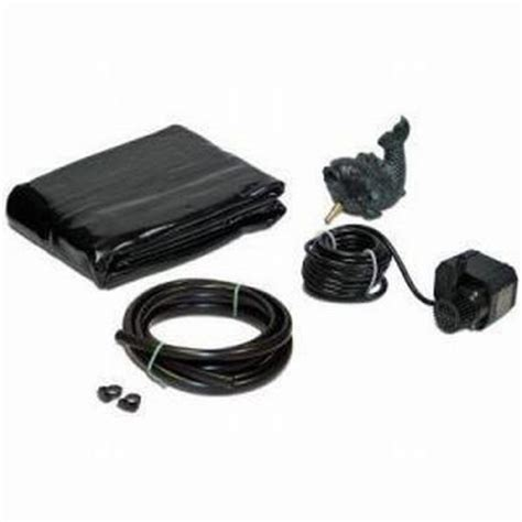 beckett small complete water garden kit discontinued