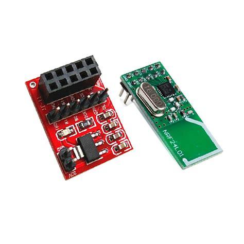 Rf Nrf 24l01 Uart Adapter 1 nrf24l01 2 4ghz rf wireless transceiver module 10pin socket adapter plate board ebay