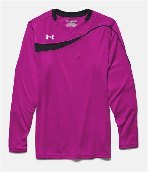 design jersey under armour boys ua horizontal goalkeeper jersey under armour us