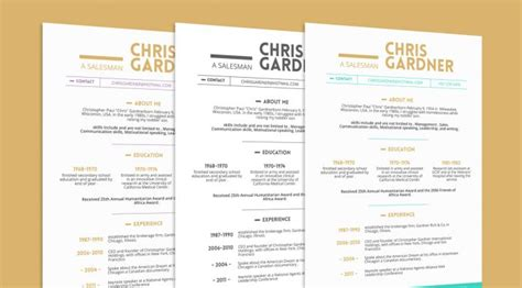 color cv template free psd archives resume