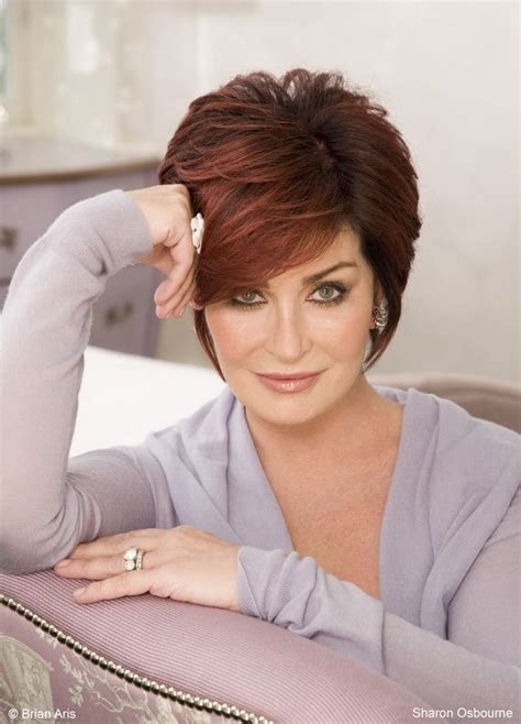 Feathery Haircuts For Mature Women | best 25 sharon osbourne hairstyles ideas on pinterest