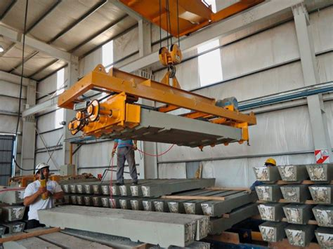 Prestressed Concrete Sleepers Manufacturers by Concrete Plant Precast Technology