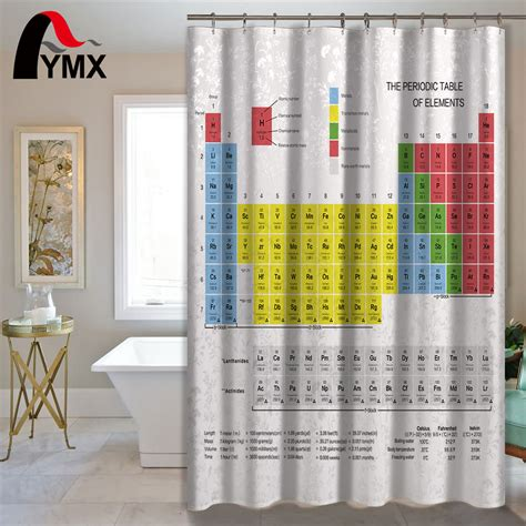 elements shower curtain table of elements shower curtain curtain menzilperde net
