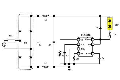 integrator circuit using mosfet fairchild semiconductor s new low power led drivers with integrated mosfets help designers