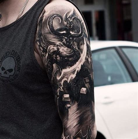 75 insanely attractive and badass tattoos for guys and