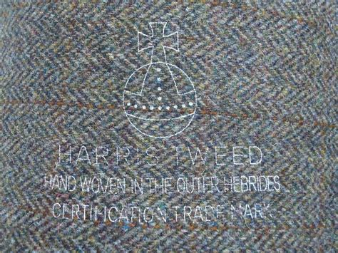 Harris Tweed Fabric Harris Tweed 100 Wool Fabric C001ym