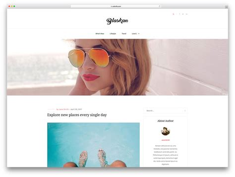 30 popular free wordpress blog themes 2017 colorlib