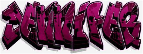 imagenes que digan jennifer nombre jenny en graffiti imagui