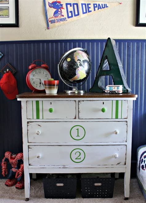 painted dresser ideas for a boy diy painted dresser for boys