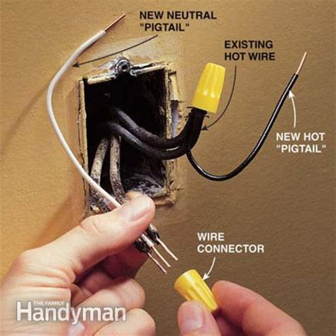 cost to replace aluminum wiring in a house how to make two prong outlets safer the family handyman