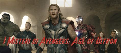 misteri film marvel i misteri di avengers age of ultron widemovie