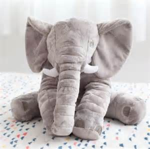 Ebay Pillow by Item Of The Day Elephant Lumbar Pillow From Ebay A