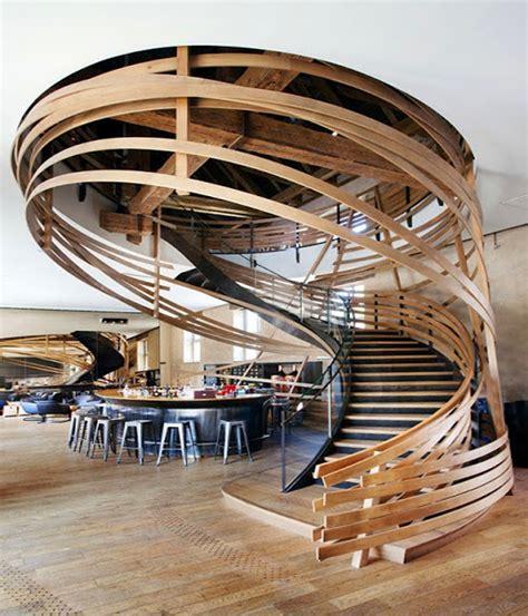 Curved Stairs Design Curved Stairs Design