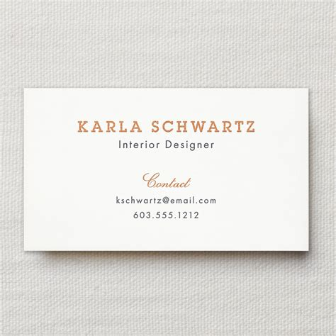 pearl white business card business and calling cards
