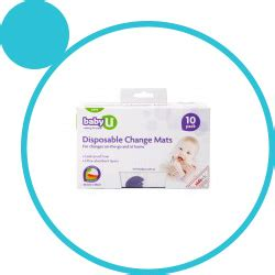 Disposable Changing Mats - disposable change mats baby bunting