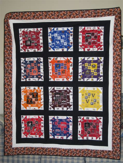 Football Quilts by Best 25 Football Quilt Ideas On Sports Quilts