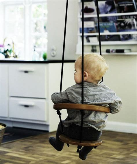 swing this baby 25 best ideas about indoor swing on pinterest bedroom