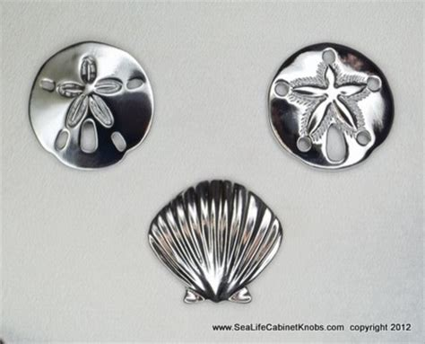 Seashell Door Knobs by Sea Shell Drawer And Cabinet Pulls Style Orlando