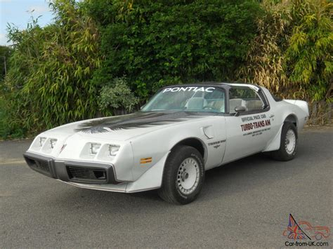 turbo  trans  indy pace car