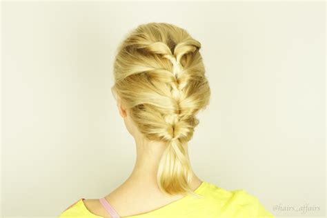 Topsy Hairstyles by 5 Easy Hairstyles For The Hairstyles
