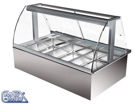 banchi frigo vetrina refrigerata buffet calda o refrigerata