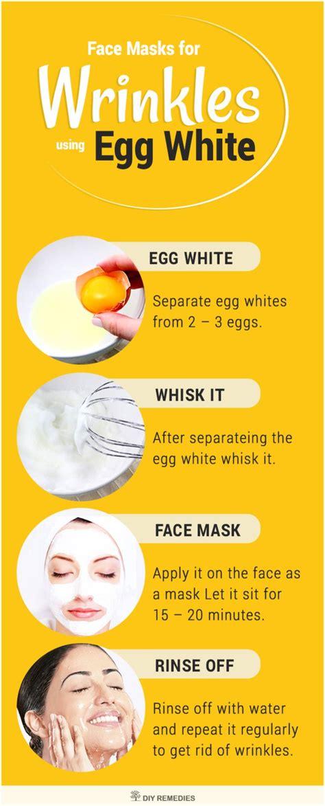 Masker Telor Egg White Mask egg white hair removal recipe