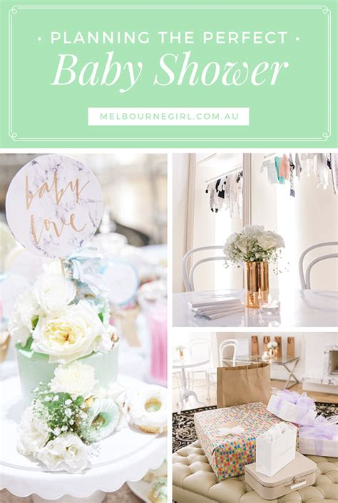 What Month Should You A Baby Shower by How To Plan The Baby Shower Melbourne