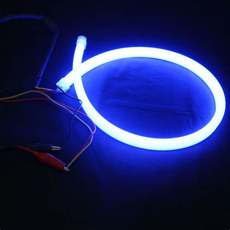 Lu Flash Light 6 Led Biru Biru Variasi Lu Flash Light jual neon 30cm modjo jaya