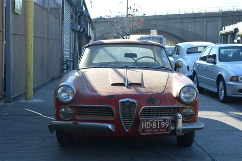 1960 alfa romeo 2000 stock 20737 for sale near astoria