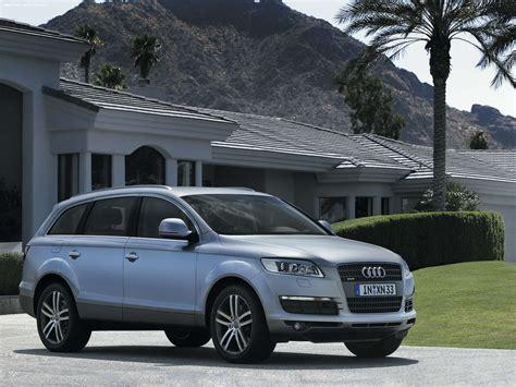 Audi Q7 (2006) picture #06, 1600x1200