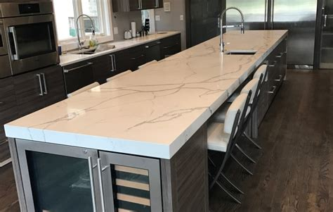 Kitchen Design Chicago by Misterio Quartz In Naperville Il Stonetek Design