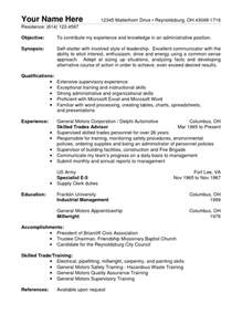 warehouse resume summary of qualifications exles for movies warehouse worker resume latest resume format