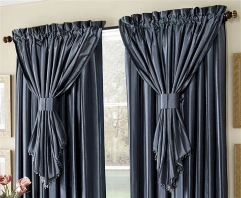 daisy fuentes curtains somerset jabot valance from midnight velvet www