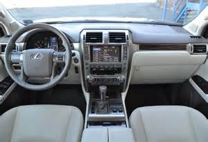 Lexus Gx 460 Interior Review 2014 Lexus Gx 460 The About Cars