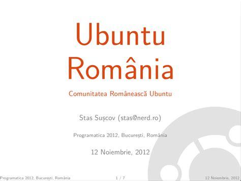 beamer themes directory github stas beamer ubuntu ubuntu beamer template